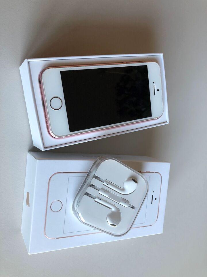 iPhone SE, 16 GB, rød