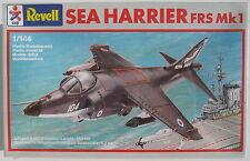 REVELL 4008 - SEA HARRIER FRS Mk 1 - 1:144 - Flugzeug Modellbausatz - Model Kit