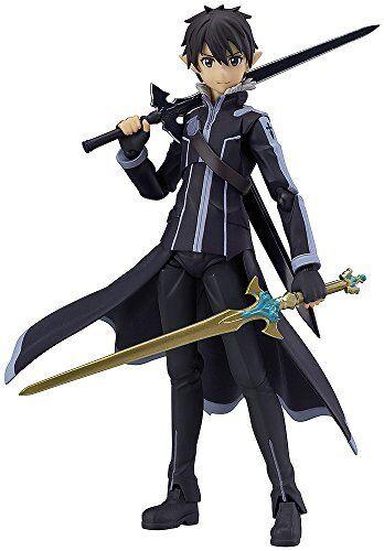 Figma 289 Sword Art Online II KIRITO ALO ver Action Figure Max Factory Japan.