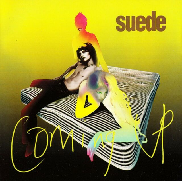 Suede-Coming Up CD
