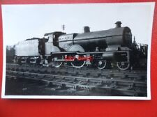 PHOTO  LMS EX MIDLAND 4-4-0 COMPOUND LOCO NO 901 AT CARSTAIRS 29/3/48