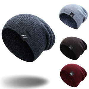 82092c8770f122 Beanie hat Beenie Festival-Club cool Hip-Hop Warm Winter Caps 3 ...