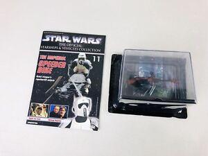 De Agostini Star Wars Starships & Vehicles Collection Imperial Speeder Bike # 11