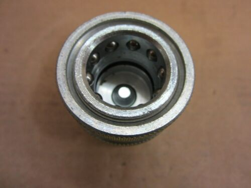 PARKER COUPLING H4-62 AND H4-63 MALE//FEMALE