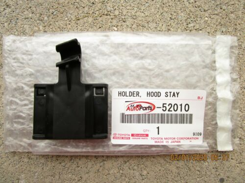 12-16 TOYOTA YARIS HOOD SUPPORT ROD HOLDER CLAMP RETAINER CLIP OEM NEW FITS
