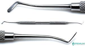 Dental Restorative Filling 754-1 Double Ended 2mm Composite Plactic Amalgams