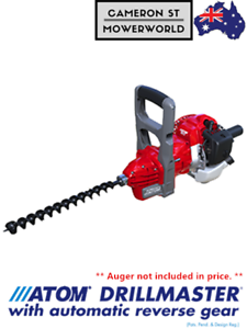 ATOM-958-Drillmaster-2-Stroke-Engine-Drill-Powered-by-Atom-Commercial-Engine