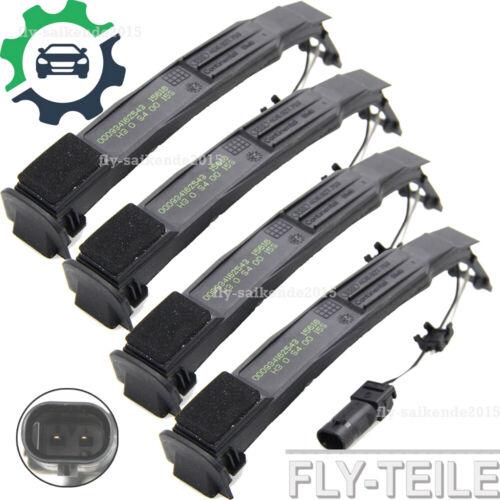 4Pcs Capteur poignée de porte pour AUDI A4 B8 A5 8T 8F A6 A7 4G C7 A8 4H Q3//5//7