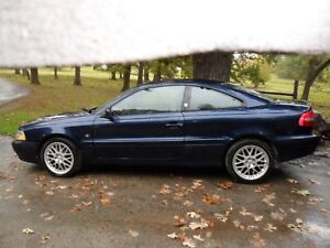 Volvo C70 Convertible >> Details About Volvo C70 Convertible Coupe Rear Bumper 417 Blue
