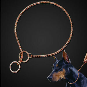 Choker-Chain-Dog-Collars-Stainless-Steel-Durable-for-Medium-Large-Dogs-Training
