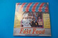 ITALIAN FAST FOOD COLONNA SONORA LP CGD 1986 NUOVO SIGILLATO