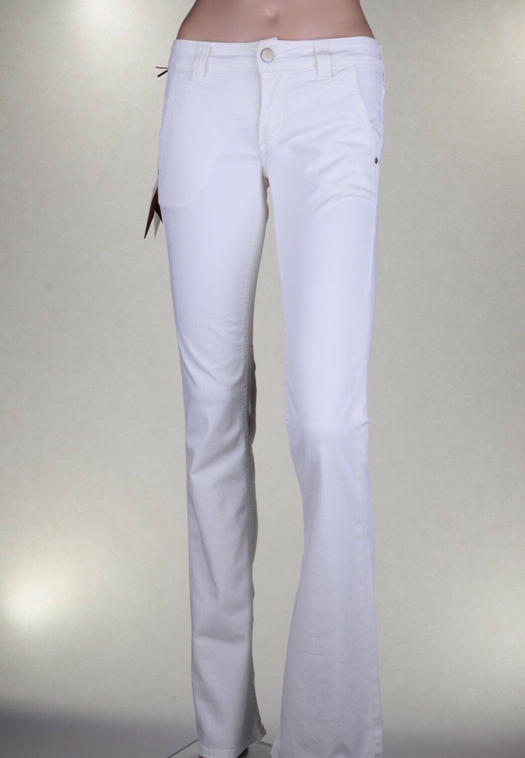 Dondup  -  Pants - female - White - 156909A183840
