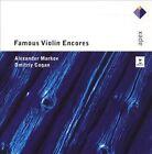 Famous Violin Encores (CD, Jun-2011, Apex (UK))