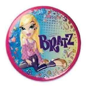 Strange New Design Cupcake Birthday Cake Topper Bratz Girls Ebay Personalised Birthday Cards Akebfashionlily Jamesorg
