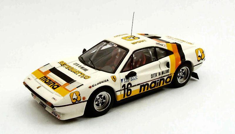 Ferrari 308 Gtb Rally Dei Laghi 1984 1 43 Model BEST MODELS