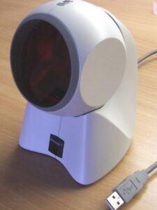 Honeywell-Metrologic-MS7120-Orbit-auto-multi-line-USB-barcode-scanner-EXCELLENT