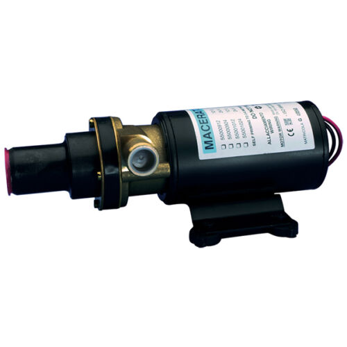 Bronze  Macerator Pump 12 Volt Maxi Macerator Toilet Sewerage Waste Water  Pump