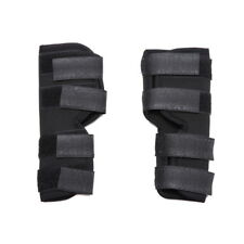 Knee Brace Medium Dog Hock Protector Pet Therapeutic Heal 4 Straps