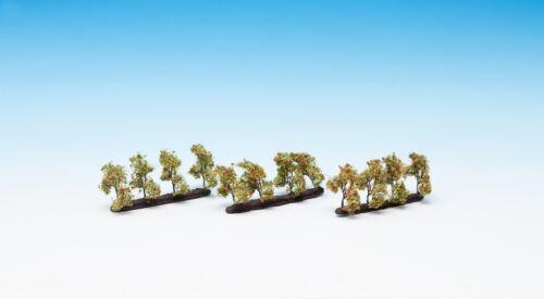 plantations arbres avec des pommes #neu dans neuf dans sa boîte # Encore 21532 Piste h0 TT