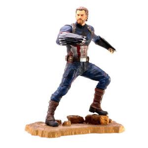 Avengers-3-Infinity-War-Captain-America-Marvel-Gallery-22cm-PVC-Diorama-Statue