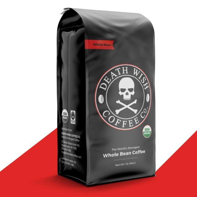 Morir café Co (oficial) - mundos más fuerte café: 1 libra toda Bean