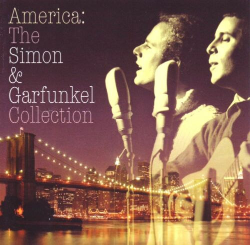 1 of 1 - cd-album, Simon & Garfunkel - America, The Collection, 12 Tracks, Australia