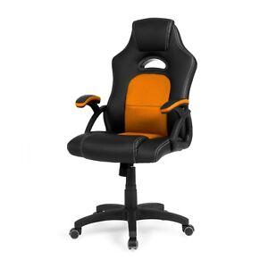 Silla de oficina gaming, sillon para estudio, escritorio o despacho, Assen