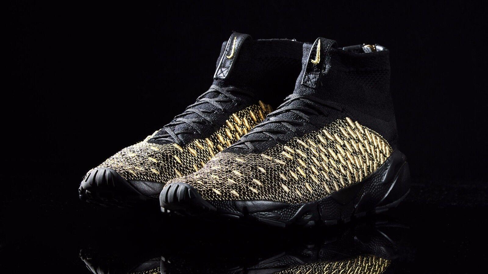 Men Nike Air Footscape Magista QS Olivier Lion Sz 8 Lab Olivier QS Rousting 834905-007 6e547d