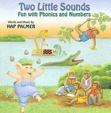 Two Little Sounds - Fun With Phonics And Numbers, , , Good