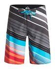 "NEW QUIKSILVER™ Mens Rangled 20"" Boardshort Surf Board Shorts"