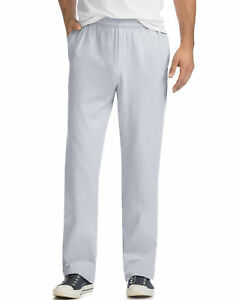 Hanes-Men-039-s-Pant-Jersey-Pocket-X-Temp-Sweat-Workable-Drawstring-Choose-SZ-Color
