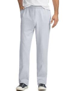 c3e2bc5d Hanes Men's Pant Jersey Pocket X-Temp Sweat Workable Drawstring ...