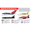 Hataka-Modern-Plane-Acrylic-Paint-Set-Model-Aviation-Colour-Scheme-RAF-Luftwaffe miniatuur 83