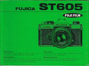 Fujica-Bedienungsanleitung-fuer-ST-605-Anleitung