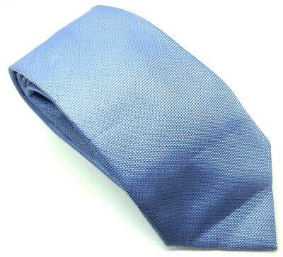 """Mutig T.m Lewin Men's Tie Blue 100% Silk 3.5"""" Width 59"""" Length Marks Herren-accessoires"""
