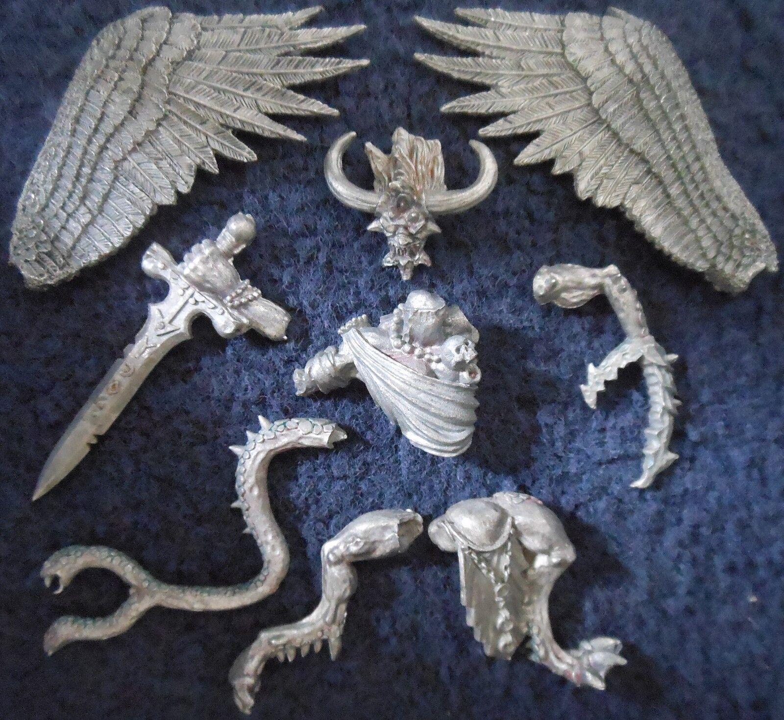 2000 Caos Azazel Principe della Dannazione DAEMON Games Workshop WARHAMMER Demone 40K