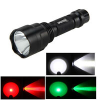 2200lumen Xm-l T6 Led One Modes Flashlight Torch Bicycle Bike Head Light Lamp