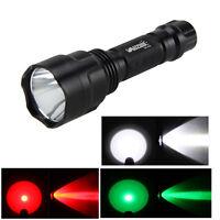 2200lumen Xm-l T6 Led One Modes Flashlight Torch Bicycle Bike Head Light Lamp