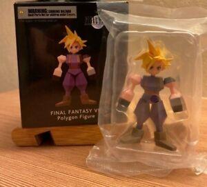 Official Square Enix Final Fantasy 7 VII Remake Polygon Figure Cloud