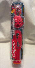 Red Lego BIONICLE Toothbrush TAHU NUVA Colgate NEW