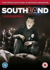 Southland: Season 1 & Set (3 Discs) (DVD) (C-15) South Land series uno dos