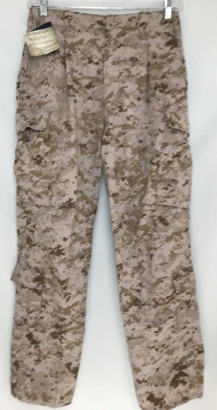 Mens FROG Flame Resistant Defender M Combat Military Tactical Cargo Pants 31x33
