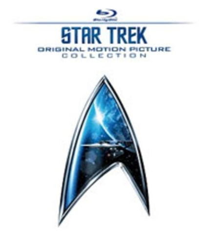 Star Trek - The Original Motion Picture Collection 1-6 [ (US IMPORT) Blu-Ray NEW