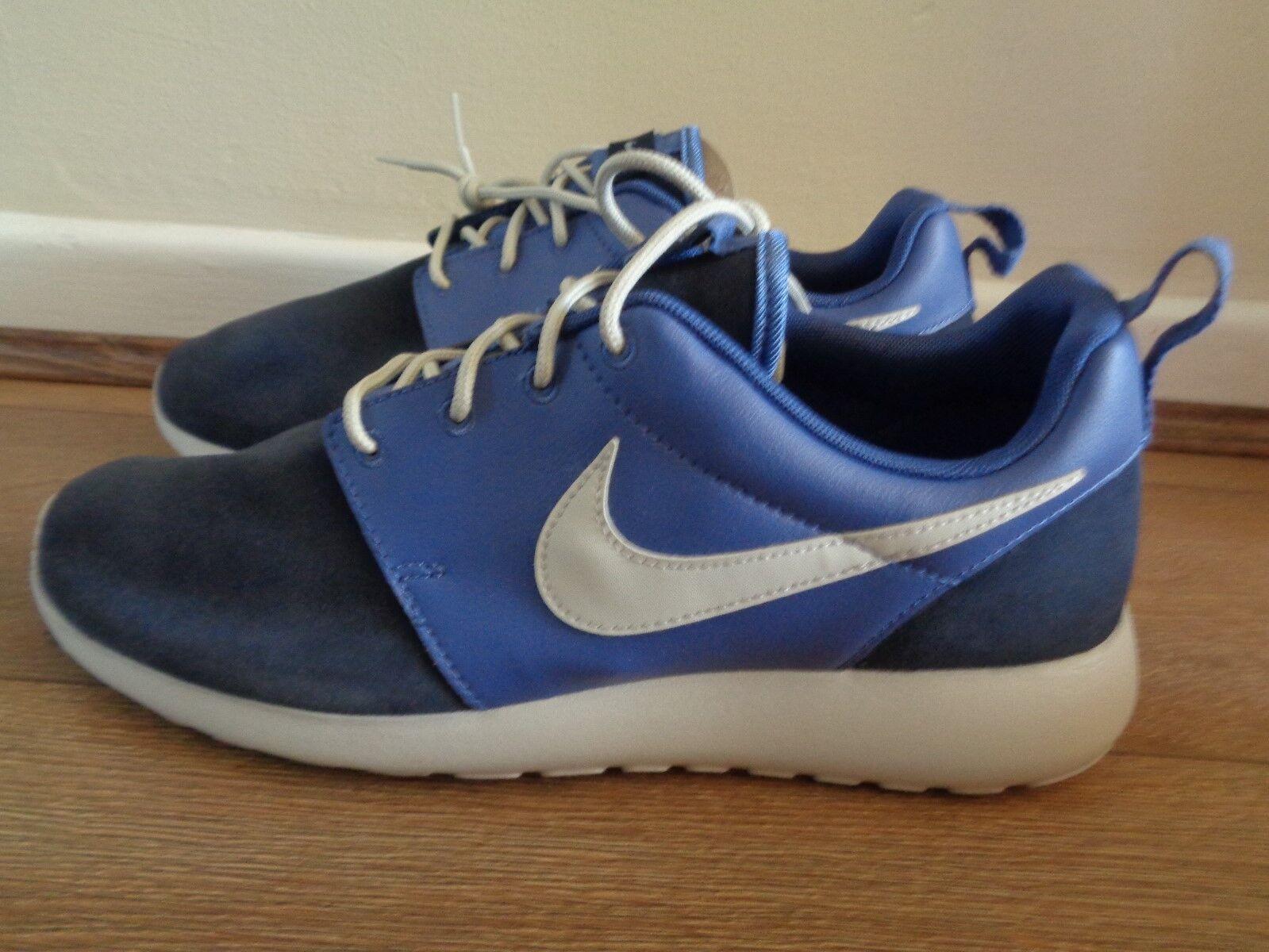 Nike Rosherun Premium homme trainers sneakers chaussures 525234 401 NEW