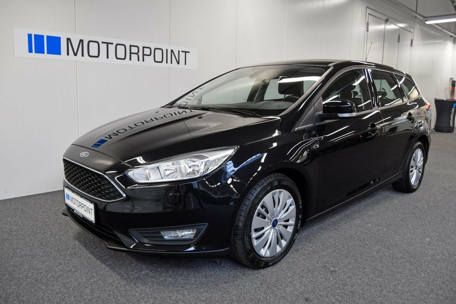 Ford Focus 1,0 SCTi 125 Business stc. 5d - 153.900 kr.