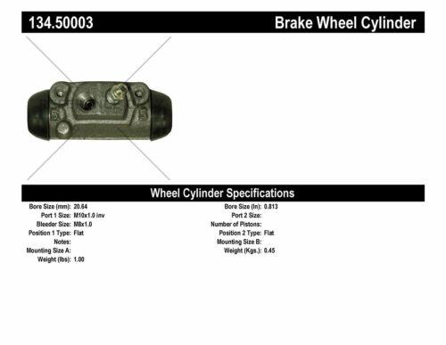 Drum Brake Wheel Cylinder-Premium Wheel Cylinder-Preferred Rear fits Sportage