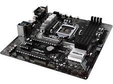 ASRock Z270M Pro4 LGA 1151 Intel Z270 HDMI SATA 6Gb/s USB 3.0 Micro ATX Motherbo