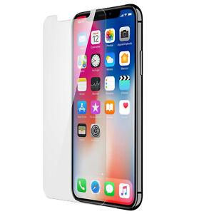 Pellicola IPHONE X/XS Protezione Vetro Temperato Forceglass Garanzia Per Vita