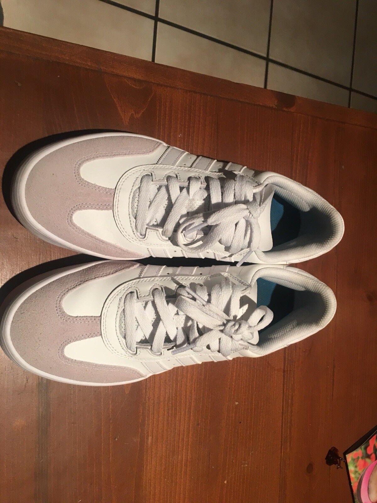 Adidas BUSENITZ VULC ADV White Mens 10