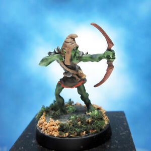 Painted-Reaper-BONES-Miniature-Goblin-Warrior-I